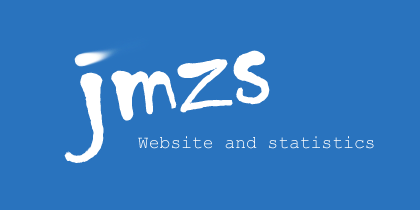 JMZS - Website and statistics